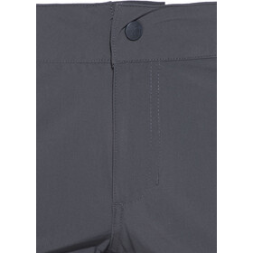 The North Face Exploration Pantalones convertibles Tamaño Corto Mujer, asphalt grey